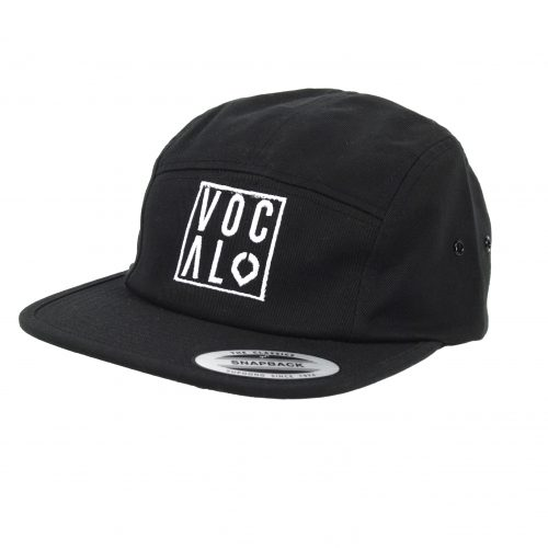 Vocal BMX Box Logo 5 Panel Camper Hat